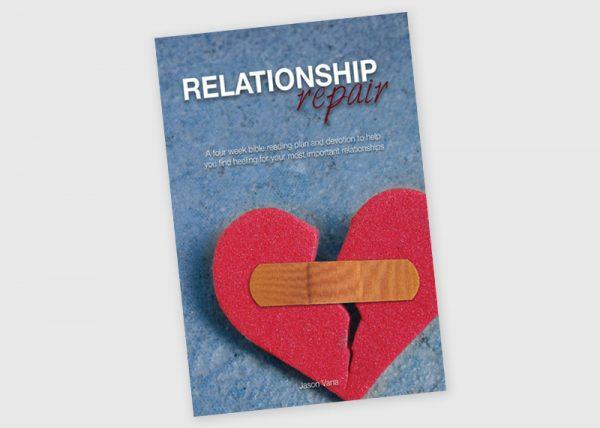 relationship repair bible devotion